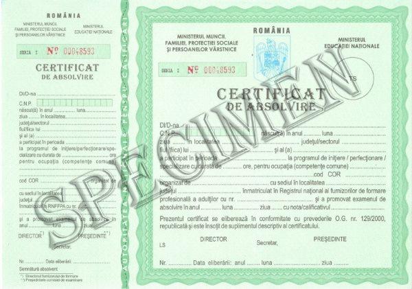 Cursuri autorizate GDPR + SSM 80/40 + Instructor sportiv + ARHIVAR